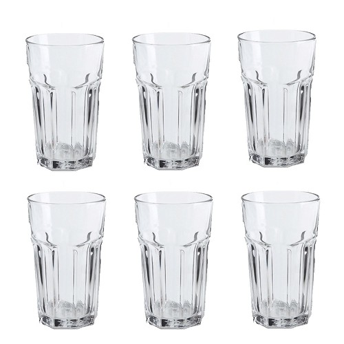 Bộ 6 ly thủy tinh uống sinh tố 390ml - KH390 - 7377051 , 14019143 , 15_14019143 , 89000 , Bo-6-ly-thuy-tinh-uong-sinh-to-390ml-KH390-15_14019143 , sendo.vn , Bộ 6 ly thủy tinh uống sinh tố 390ml - KH390