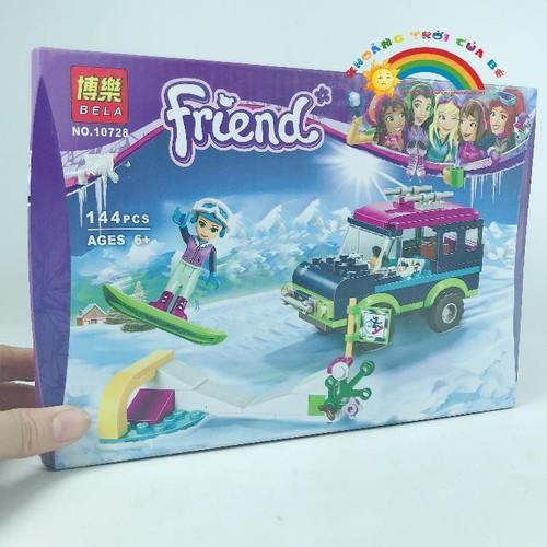 Lắp Ghép Friends 10728