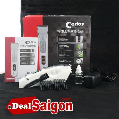 Tông đơ cắt tóc Codos 331