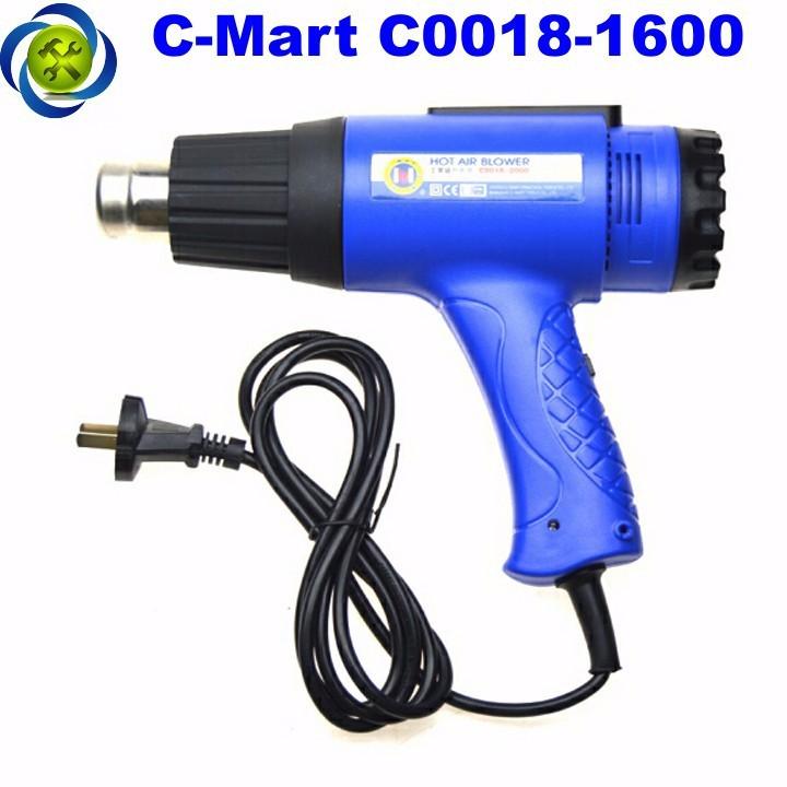 Máy thổi hơi nóng C-Mart C0018-1600 1