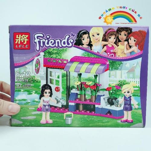 Lắp Ghép Friends 79192