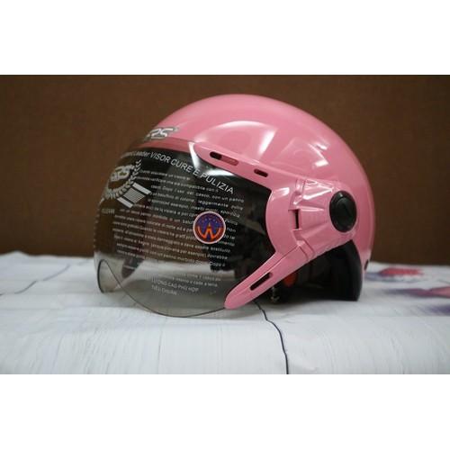 Mũ bảo hiểm GRS A33k - hồng