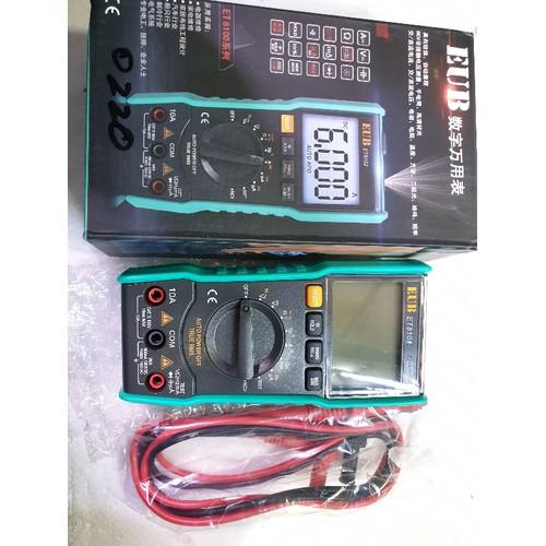 Đồng hồ đo điện vạn năng EUB ET8101