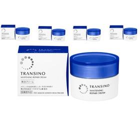 Bộ 5 Kem Trị Nám Và Tái Tạo Da Transino Whitening Repair Cream Date.2020 - 49871076183513