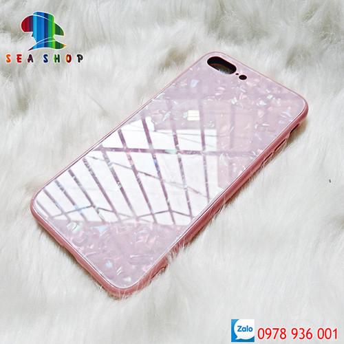 [TẶNG KÍNH CƯỜNG LỰC] Ốp lưng iPhone 7 Plus lưng kính cường lực, chống xước, chống sốc | Ốp lưng iP7P NHŨ KÍNH thời trang | Case iP7+ iPhone7 Plus - 11215986 , 14024730 , 15_14024730 , 130000 , TANG-KINH-CUONG-LUC-Op-lung-iPhone-7-Plus-lung-kinh-cuong-luc-chong-xuoc-chong-soc-Op-lung-iP7P-NHU-KINH-thoi-trang-Case-iP7-iPhone7-Plus-15_14024730 , sendo.vn , [TẶNG KÍNH CƯỜNG LỰC] Ốp lưng iPhone 7 Plu