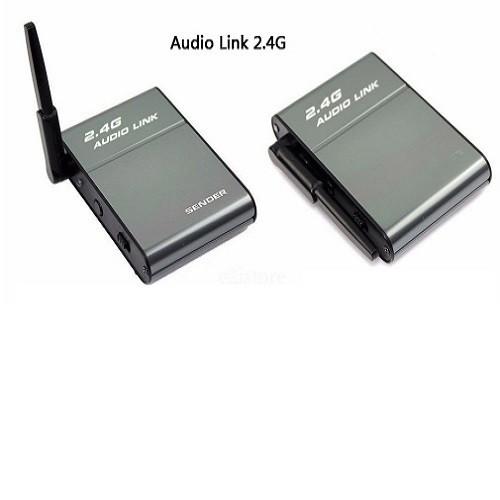 Audio Link BX-501 Thu phát tin hiệu không dây livestream