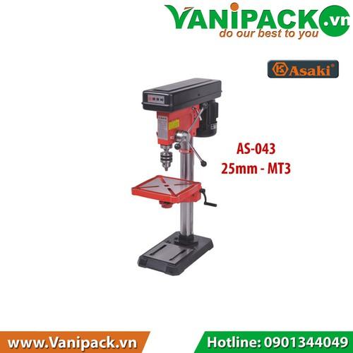 Máy Khoan Bàn 1M - 800W - 220V MT3 25mm - MT3 Asaki AS-043 - 7413205 , 14040633 , 15_14040633 , 13820950 , May-Khoan-Ban-1M-800W-220V-MT3-25mm-MT3-Asaki-AS-043-15_14040633 , sendo.vn , Máy Khoan Bàn 1M - 800W - 220V MT3 25mm - MT3 Asaki AS-043