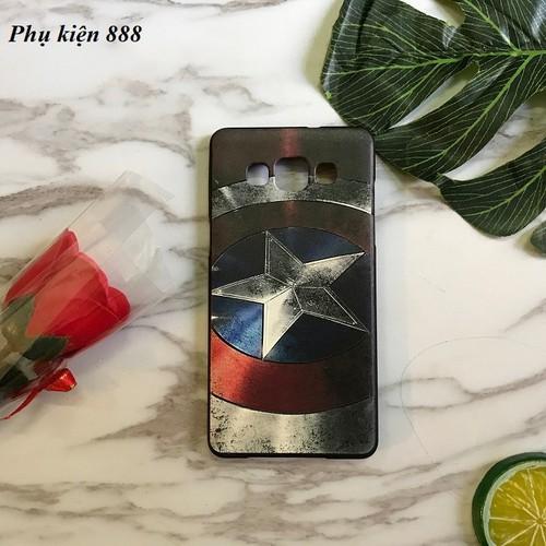 Ốp lưng Samsung Galaxy A5 silicon nhiều hình