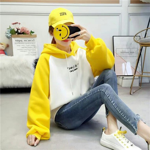 Áo hoodie nữ kiểu dáng thời trang - 7415764 , 14042067 , 15_14042067 , 95000 , Ao-hoodie-nu-kieu-dang-thoi-trang-15_14042067 , sendo.vn , Áo hoodie nữ kiểu dáng thời trang