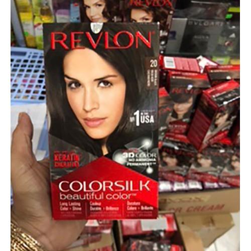 Thuốc Nhuộm Tóc Revlon Colorsilk 20 Nâu đen - 7431871 , 14050848 , 15_14050848 , 150000 , Thuoc-Nhuom-Toc-Revlon-Colorsilk-20-Nau-den-15_14050848 , sendo.vn , Thuốc Nhuộm Tóc Revlon Colorsilk 20 Nâu đen