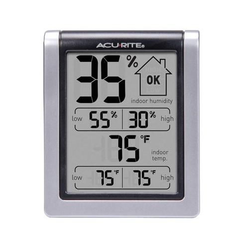 Bộ đo độ ẩm và nhiệt kế trong nhà AcuRite chính hãng - 7408803 , 14038058 , 15_14038058 , 320000 , Bo-do-do-am-va-nhiet-ke-trong-nha-AcuRite-chinh-hang-15_14038058 , sendo.vn , Bộ đo độ ẩm và nhiệt kế trong nhà AcuRite chính hãng