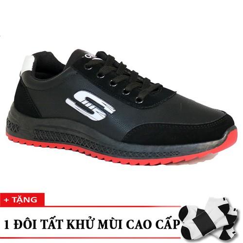 Giày Thể Thao Nam SFS + Tặng 1 đôi tất khử mùiT3501DE