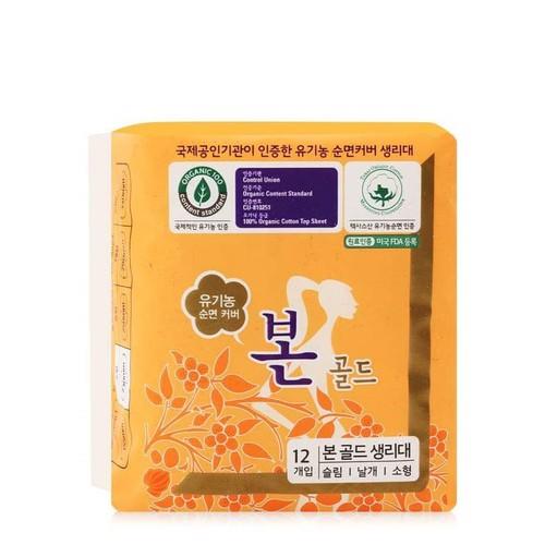 Băng vệ sinh ban ngày hữu cơ Gold Bon Hàn Quốc - 4641606 , 14042603 , 15_14042603 , 85000 , Bang-ve-sinh-ban-ngay-huu-co-Gold-Bon-Han-Quoc-15_14042603 , sendo.vn , Băng vệ sinh ban ngày hữu cơ Gold Bon Hàn Quốc