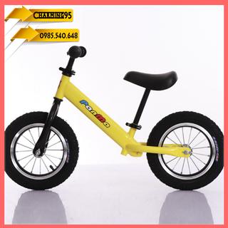 Xe đạp thăng bằng cho bé- xe đạp cho trẻ em- xe đạp tập đi [ĐƯỢC KIỂM HÀNG] [ĐƯỢC KIỂM HÀNG] - 41733302 thumbnail