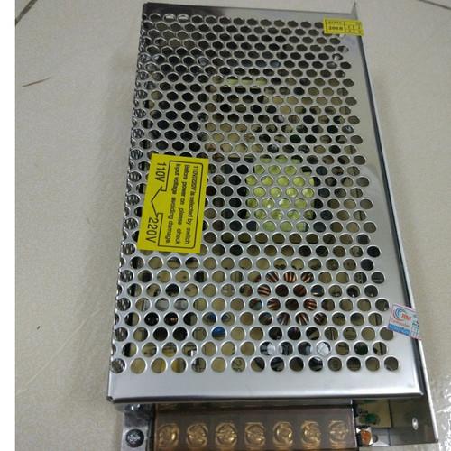 Nguồn tổng 12V - 10A dùng cho Camera, đèn led