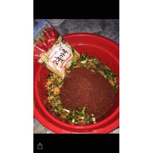 bột ớt hàn quốc 1 gói dư 40k