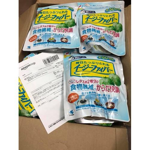 Bột chất xơ trị táo bón Easy Fiber nội địa Nhật bản