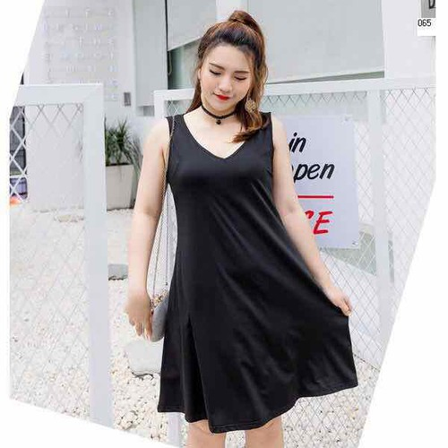 váy suống bigsize béo mập