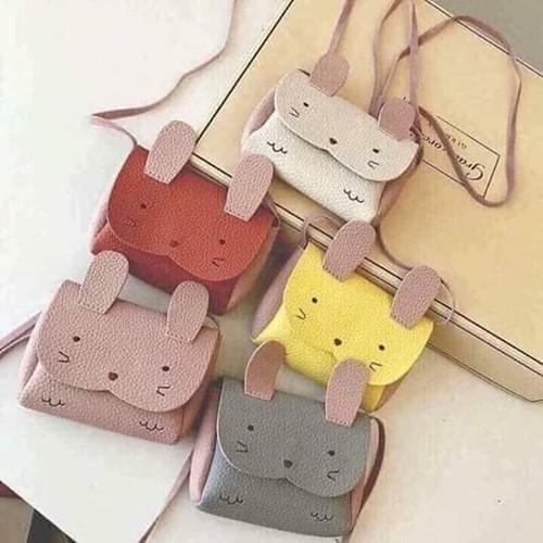Túi sách thỏ siêu xinh cho bé
