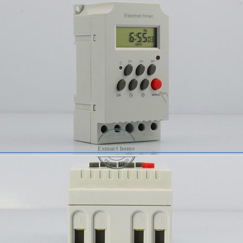 Công tắc hẹn giờ Kg316 T-II 220v, hẹn giờ bật tắt thiết bị điện tự động - 7462595 , 14067205 , 15_14067205 , 98000 , Cong-tac-hen-gio-Kg316-T-II-220v-hen-gio-bat-tat-thiet-bi-dien-tu-dong-15_14067205 , sendo.vn , Công tắc hẹn giờ Kg316 T-II 220v, hẹn giờ bật tắt thiết bị điện tự động