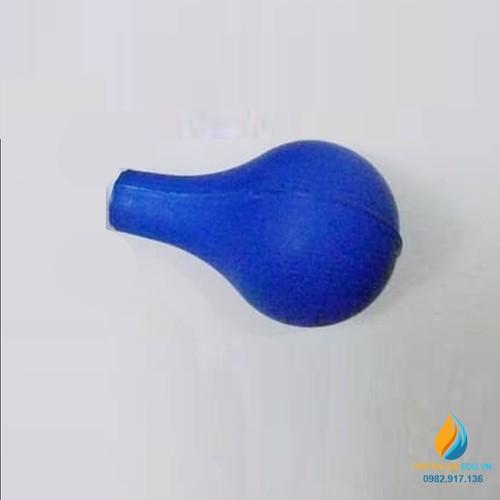 Quả bóp cao su dùng cho pipet hút thủy tinh, dung tích hút 10ml