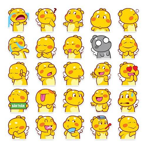 Bộ 50 sticker chủ đề gấu bông Qoobee Rồng Lai Ong cảm xúc ngộ nghĩnh chất lượng cao chống nước hình dán - 7465900 , 14069236 , 15_14069236 , 67000 , Bo-50-sticker-chu-de-gau-bong-Qoobee-Rong-Lai-Ong-cam-xuc-ngo-nghinh-chat-luong-cao-chong-nuoc-hinh-dan-15_14069236 , sendo.vn , Bộ 50 sticker chủ đề gấu bông Qoobee Rồng Lai Ong cảm xúc ngộ nghĩnh chất lượn