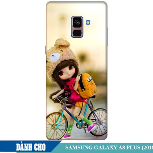 Ốp lưng nhựa dẻo dành cho Samsung Galaxy A8 Plus 2018 in Baby and Bicycle Mẫu 2 - 7456182 , 14063097 , 15_14063097 , 99000 , Op-lung-nhua-deo-danh-cho-Samsung-Galaxy-A8-Plus-2018-in-Baby-and-Bicycle-Mau-2-15_14063097 , sendo.vn , Ốp lưng nhựa dẻo dành cho Samsung Galaxy A8 Plus 2018 in Baby and Bicycle Mẫu 2