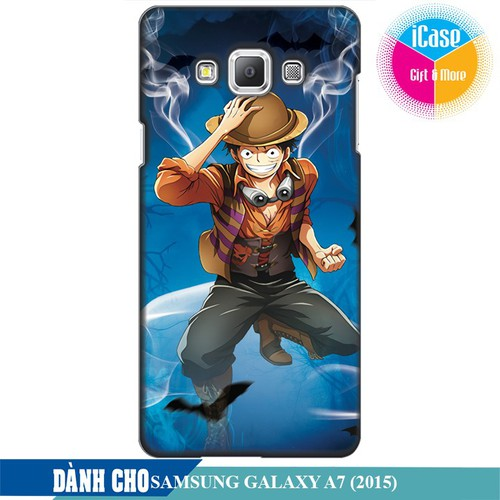 Ốp lưng nhựa dẻo dành cho Samsung Galaxy A7 in hình One Piece