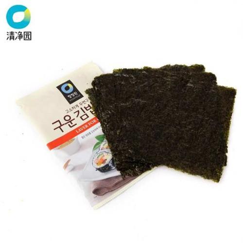 Rong Biển Cuộn Kimbab-shushi - 10 Lá