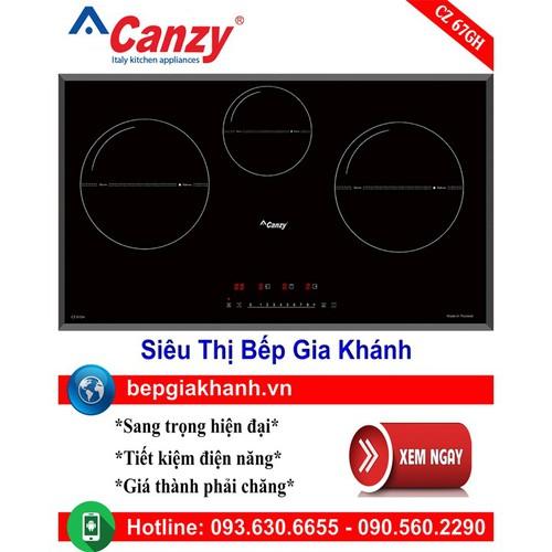 Bếp từ Canzy CZ 67GH nhập khẩu Thái Lan - 7452926 , 14061121 , 15_14061121 , 10000000 , Bep-tu-Canzy-CZ-67GH-nhap-khau-Thai-Lan-15_14061121 , sendo.vn , Bếp từ Canzy CZ 67GH nhập khẩu Thái Lan