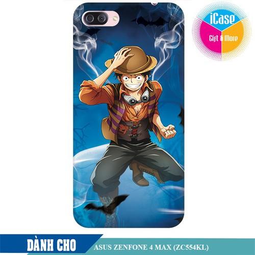 Ốp lưng nhựa dẻo dành cho Asus Zenfone 4 Max ZC554KL in hình One Piece