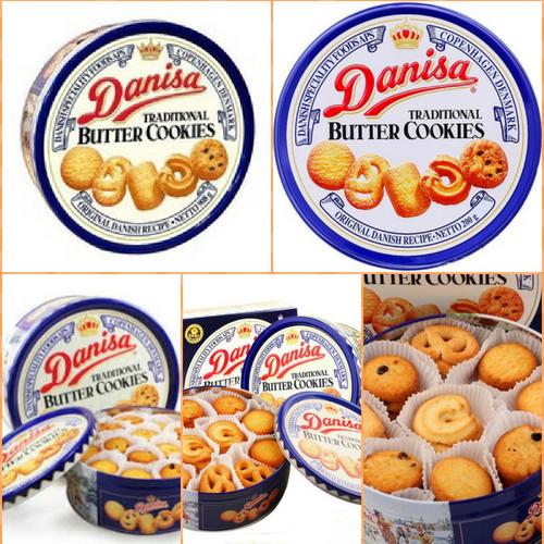 Bánh Danisa Hộp 681g  - Chất Lượng Đan Mạch - Hảo Hạng