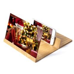 kính phóng đại màn hình bằng gỗ siêu hót