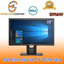 Màn hình máy tính 19inch Dell E1916hv - chính hãng FPT phân phối