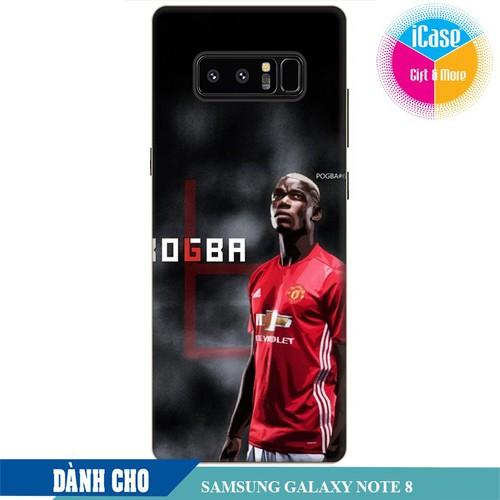 Ốp lưng nhựa dẻo dành cho Samsung Galaxy Note 8 in hình Pual Pogba