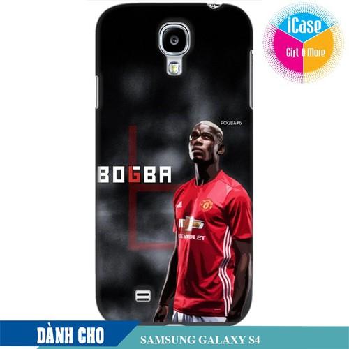 Ốp lưng nhựa dẻo dành cho Samsung Galaxy S4 in hình Pual Pogba