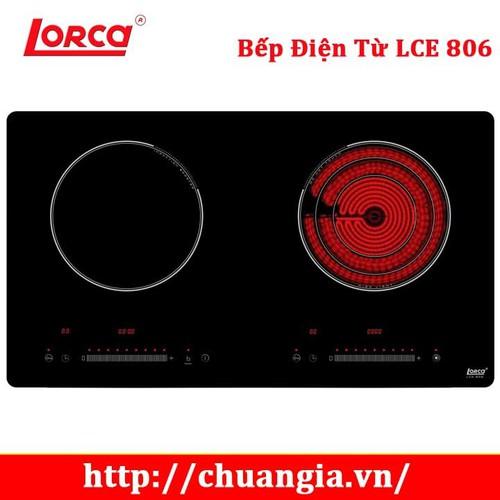 Bếp Điện Từ Lorca LCE 806 - 7445863 , 14057625 , 15_14057625 , 7890000 , Bep-Dien-Tu-Lorca-LCE-806-15_14057625 , sendo.vn , Bếp Điện Từ Lorca LCE 806