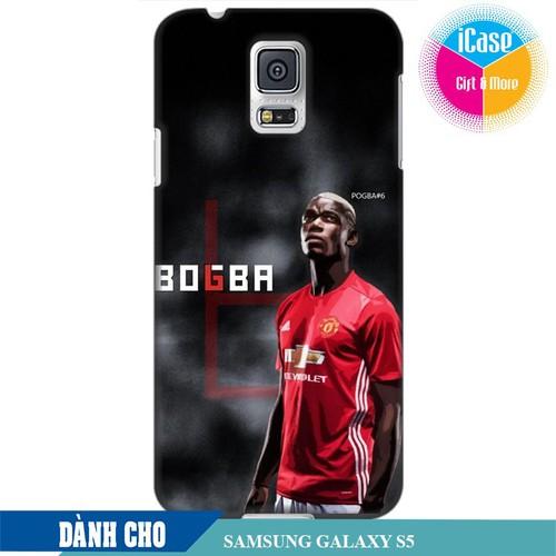 Ốp lưng nhựa dẻo dành cho Samsung Galaxy S5 in hình Pual Pogba
