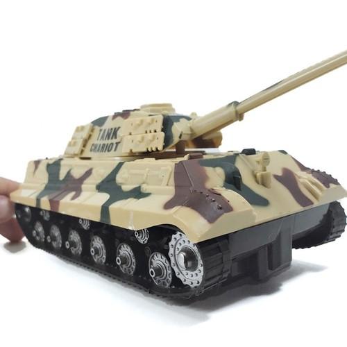Xe Tăng Điều Khiển Từ Xa Tank Chariot