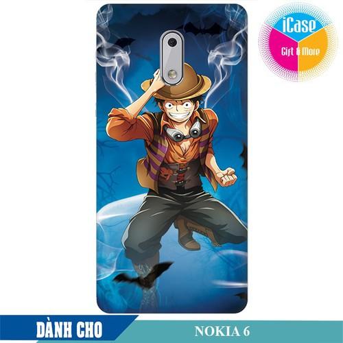 Ốp lưng nhựa dẻo dành cho Nokia 6 in hình One Piece