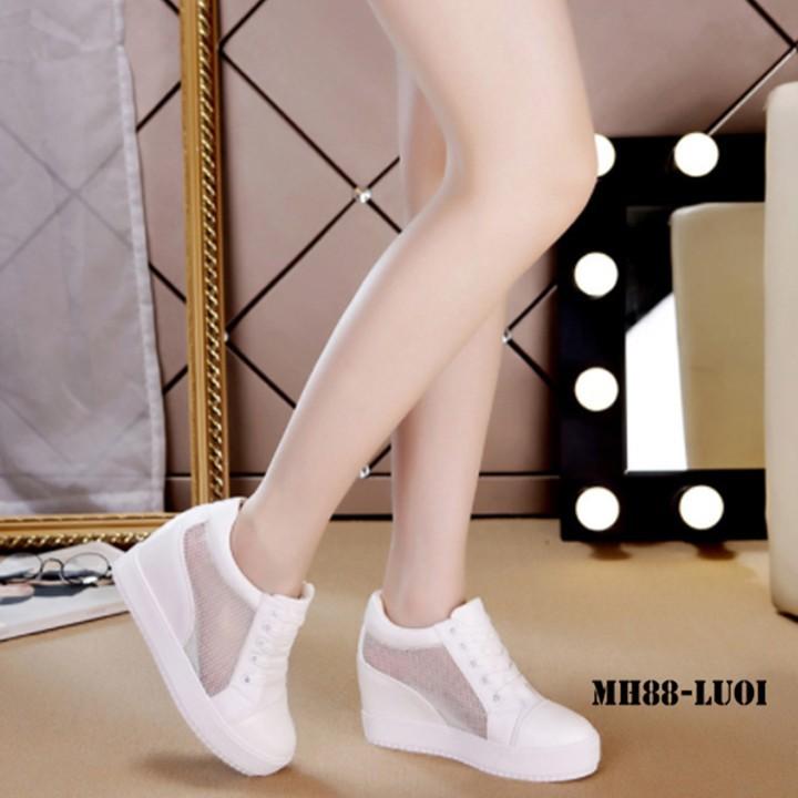 Giày Thời Trang Tăng Chiều Cao 8cm MH88-LUOI 2