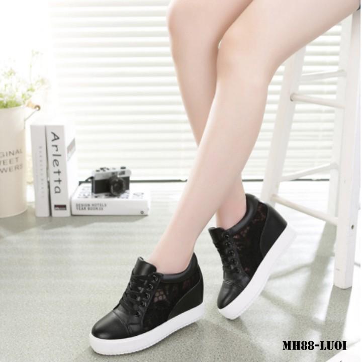 Giày Thời Trang Tăng Chiều Cao 8cm MH88-LUOI 7