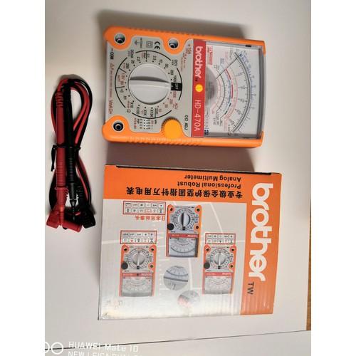 Đồng hồ vạn năng BROTHER - HD470A - 7436548 , 14053262 , 15_14053262 , 380000 , Dong-ho-van-nang-BROTHER-HD470A-15_14053262 , sendo.vn , Đồng hồ vạn năng BROTHER - HD470A