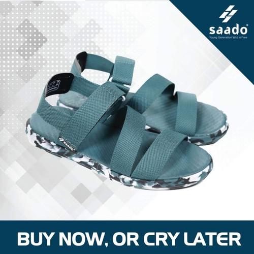 Giày Sandal SHAT Saado Xanh rêu đế lính - CL05 - 7448795 , 14059000 , 15_14059000 , 299000 , Giay-Sandal-SHAT-Saado-Xanh-reu-de-linh-CL05-15_14059000 , sendo.vn , Giày Sandal SHAT Saado Xanh rêu đế lính - CL05