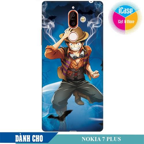 Ốp lưng nhựa dẻo dành cho Nokia 7 Plus in hình One Piece