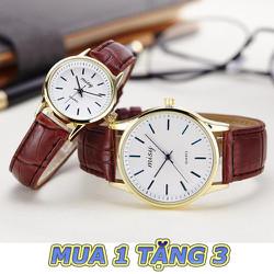 Đồng hồ đôi đẹp nhất 2019 cho tình yêu thêm ngọt lịm - MS-150NT