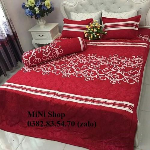 drap giường cotton - drap trải giường
