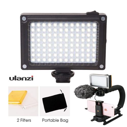 Đèn led mini Ulanzi FT-96 hỗ trợ quay phim, chụp ảnh cho điện thoại