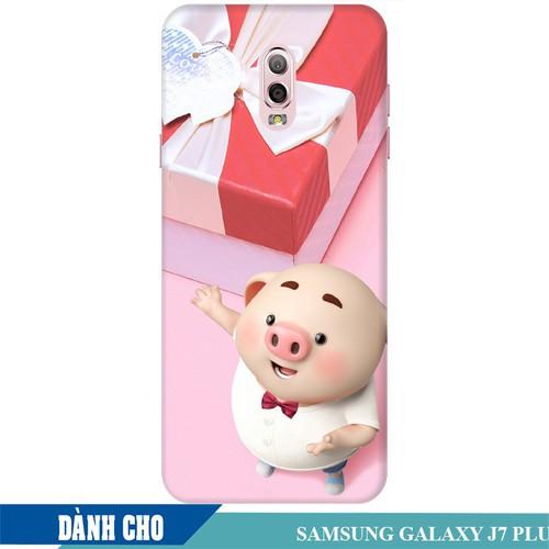 Ốp lưng nhựa dẻo dành cho Samsung Galaxy J7 Plus in Heo Con Đòi Quà - 7493203 , 14085834 , 15_14085834 , 99000 , Op-lung-nhua-deo-danh-cho-Samsung-Galaxy-J7-Plus-in-Heo-Con-Doi-Qua-15_14085834 , sendo.vn , Ốp lưng nhựa dẻo dành cho Samsung Galaxy J7 Plus in Heo Con Đòi Quà