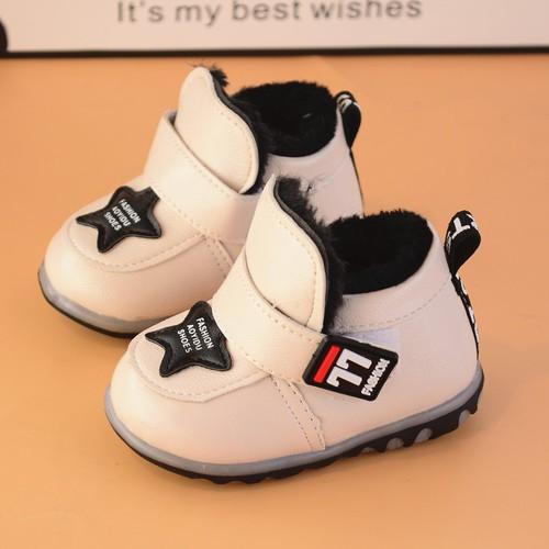 Giầy boot thể thao tập đi cho bé trai bé gái cao cổ lót lông 77 - 7484092 , 14080159 , 15_14080159 , 150000 , Giay-boot-the-thao-tap-di-cho-be-trai-be-gai-cao-co-lot-long-77-15_14080159 , sendo.vn , Giầy boot thể thao tập đi cho bé trai bé gái cao cổ lót lông 77
